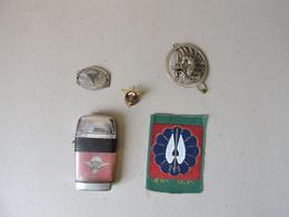 Lot Parachutistes époque Algérie - Otros
