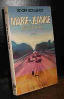 BOUSSINOT Roger  - MARIE-JEANNE DES BERNIS - Unclassified