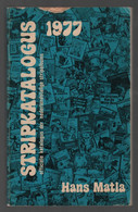 Stripkatalogus (Hans Matla) (Panda 1977) - Other