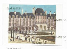 CPM - PARIS (75) Aquarelle De Thérèse BUBNIC - Place Des Vosges - Le Pavillon De La Reine - Squares