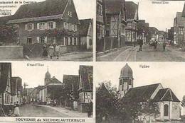 Souvenir DeNIEDERLAUTERBACH - Andere Gemeenten