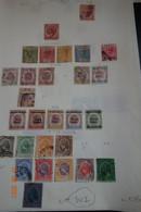 LOT  Du PERAK 1891/1948 - Andere