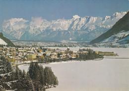 1359) ZELL Am SEE - Gefrorener See Mit Schneedecke -tolle ältere Ansicht TOP - Zell Am See