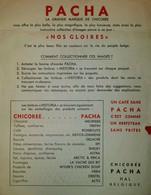 PACHA - Un Café Sans PACHA C'est Comme Un Beefsteak Sans Frites - Nos Gloires - Advertising