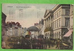 NAMUR   -   Grand' Place, Jour De Marché - Namur