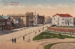 Pernau.Ritterstrasse. - Estonia