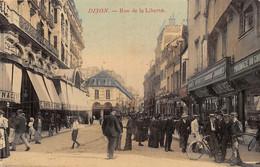Dijon - Rue De La Liberté - Animé - Dijon