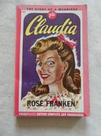 """Claudia"" Rose Franken - 1945 - 1900-1949"