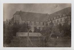 LE FAOUET - 56 - Morbihan - CARTE PHOTO - Pensionnat Du Sacré Cœur - Le Faouet