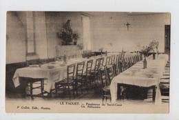 LE FAOUET - 56 - Morbihan - Pensionnat Du Sacré Cœur - Un Réfectoire - Le Faouet