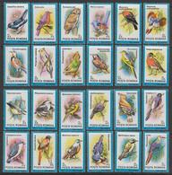 SERIE NEUVE DE ROUMANIE - OISEAUX N° Y&T BF 211 ET 212 - Colecciones & Series