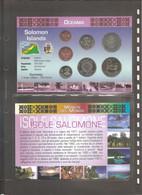 Salomone - Folder Bolaffi Mint Set FdC - 2005 - Solomon Islands