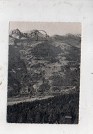 Villeneuve-la-Salle, Serre-Chevalier (05) : Vue Générale Sur Le Tracet Du Téléphérique En 1950 GF. - Serre Chevalier