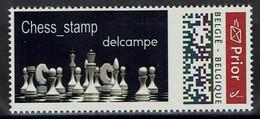 Schach Chess Ajedrez échecs - Belgien Belgium 2019 - MiNr 4878 - Sellos Privados