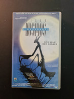 Mikrokosmos – Das Volk Der Gräser, Ein Film Von Claude Nurisdsany Und Marie Perennou , France 1996, 75 Min - Documentary