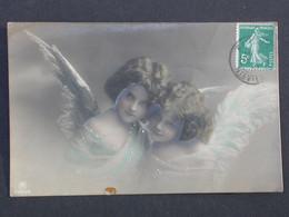 Ref6192 CPA Photo - Deux Anges Enfants N°2390/3 1910 - Engelen