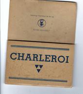 CHARLEROI   Carnet Avec 10 Cartes Postales - Charleroi