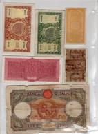 Lot 6 Billets Italie (lot 1) - Other