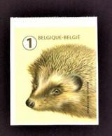 Belgique 2020 - Faune ( Visiteurs Du Jardin ). Auto-adhésif. - MNH - Fauna ( Visitors To The Garden ) - MNH - - Unused Stamps