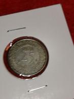 Surinam 25 Cents 1976 KM14 - Surinam 1975 - ...