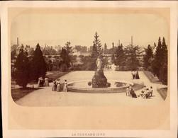 Rhone, Lyon, Villeurbanne, Sacré Coeur La Ferrandiere, Lot De 6 Photos Albuminees,    (bon Etat)  Dim : 22 X 17. - Places