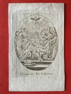 Doodsprentje Décès  Anno 1836 - Pretre - Priester PETRUS VERGOTE - ISEGHEM - IZEGEM - KORTRIJK - Directeur - Devotieprenten
