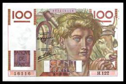100F Jeune Paysan  31.10.46 - H 122 - SPL - Fay : 28.10 - 100 F 1945-1954 ''Jeune Paysan''
