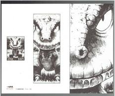 TANAKA / GON / EDITIONS CASTERMAN - Manifesti & Offsets