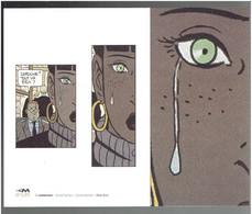 ANDRE TAYMANS / CAROLINE BALDWIN / MOON RIVER / EDITIONS CASTERMAN - Manifesti & Offsets