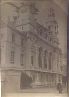 Monaco, Theatre Du Casino, Travaux, Restauration, Echafaudage   (etat Voir Photos)  Dim : 18 X 13. - Places