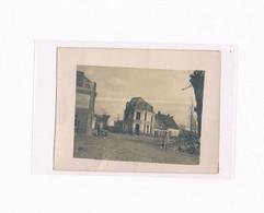 AUCHY LES LA BASSEE 1915  CARTE PHOTO GUERRE 1914 - 1918 ALLEMANDES - Altri Comuni