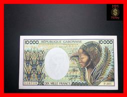 GABON  10.000  10000 Francs 1984  P. 7    AU + - Gabon