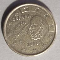 2005 -  SPAGNA  - MONETA IN EURO - VALORE  10 CENTESIMO  - CIRCOLANTE - - Spanien