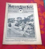 WW1 Illustrierter Kriegs Kurier N°48 Journal Propagande Allemand Ostrolenka Nowo Georgiewsk Kowno Gare Magasins - 1900 - 1949