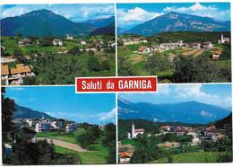 Saluti Da Garniga (Trento). Vedutine. - Trento