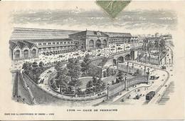 LYON La Gare De Perrache - Lyon 2