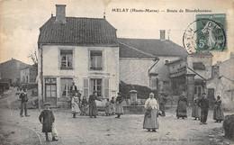 21-5368 : MELAY. ROUTE DE BLONDEFONTAINE - Altri Comuni
