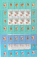 Vatikan   Postfrisch**     Kleinbogen   MiNr. 934-936 - Sin Clasificación