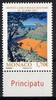 Monaco 2017.  Monte-Carlo. Rolex Masters.  MNH - Unused Stamps