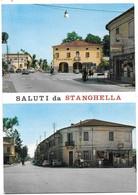 Saluti Da Stanghella (Padova). Vedutine. - Padova (Padua)