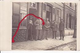 ( 59 ) -  WATTIGNIES Fliegeralarm-Glocke Fernsprech   Carte Photo Allemande 1°  Guerre - Other Municipalities