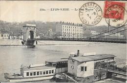 LYON VAISE Le Pont Mouton - Lyon 9