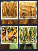 Liechtenstein  2017.  Cereals. Corn, Wheat. Agriculture. MNH - Ungebraucht