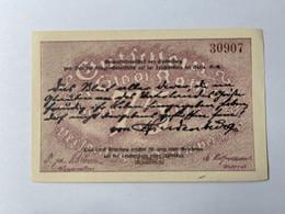 Allemagne Notgeld Kahla 75 Pfennig - Collezioni
