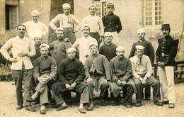ALBI  =  De Garde à L'hopital D' Albi  (1913)  Inscrit Au Dos    2215 - Albi