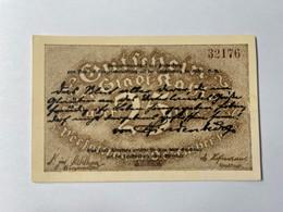 Allemagne Notgeld Kahla 25 Pfennig - Collezioni