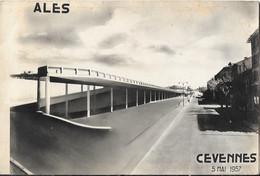 Document 16x24 Inauguration De La Gare Routiere 1947 - Documents Historiques