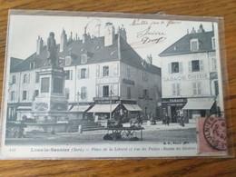 39 LONS Le SAUNIER  Place De La Liberté - Lons Le Saunier