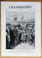 L'Illustration 4252 30/08/1924 Pelletier Doisy/Syrie/Matteotti/Flammarion Planète Mars/Canada/Collonges/Rif Maroc - L'Illustration