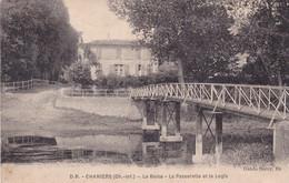 Charente Maritime : CHANIERS : La Baine - La Passerelle Et Le Logis - Other Municipalities